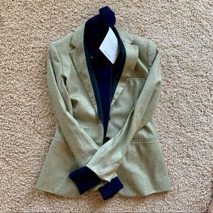 Excellent Cond Veronica Beard Blazer WITH Dickey